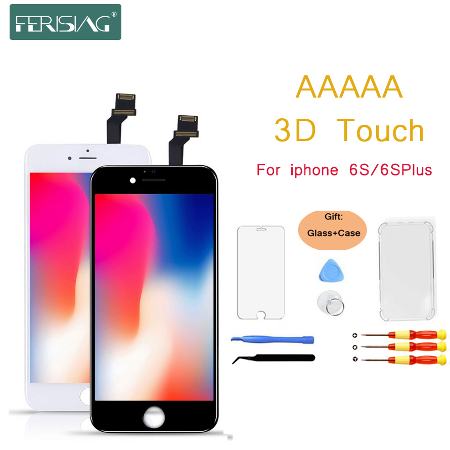FERISING 3D Touch Original LCD Screen For iPhone 6 6s Plus 6P Screen LCD Display Digitizer Touch Module Screens Replacement LCDSFERISING 3D Touch Original LCD Screen For iPhone 6 6s Plus 6P Screen LCD Display Digitizer Touch Module Screens Replacement LCDS