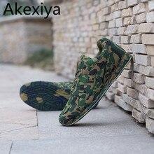Akexiya Grand Désert Numérique Camouflage Militaire Chaussures Respirant Extra Large Taille Hommes Taille 39 ~ 48 Chaussures de Sport Livraison Gratuite