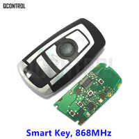 QCONTROL Vehicle Smart Key 868MHz for BMW CAS4 CAS4+ System 1 3 5 7 Series Keyless Entry Transmitter
