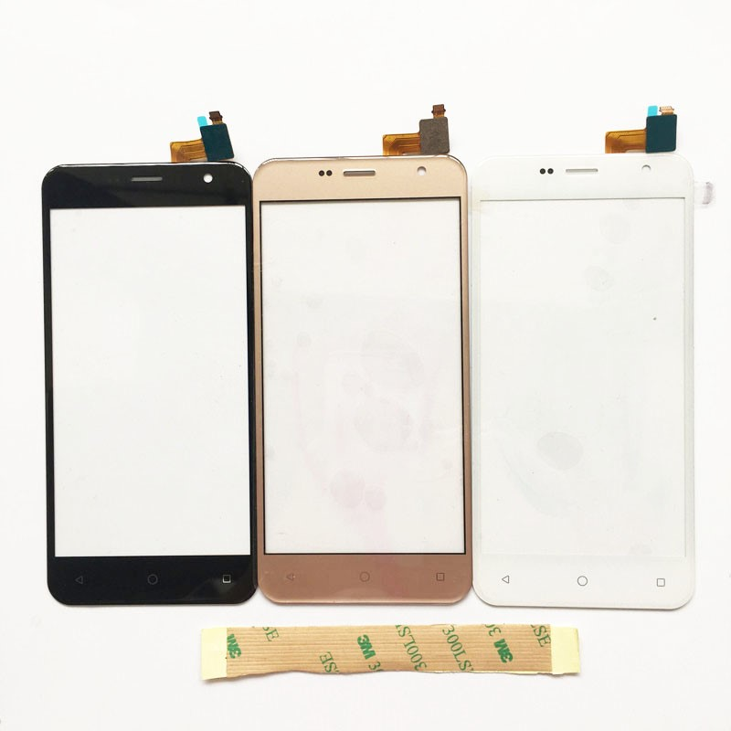 Touch Glass Panel Touch Screen For <font><b>Prestigio</b></font> Muze G3 Lte <font><b>PSP3511</b></font> Duo PSP 3511 Touchscreen Digitizer Sensor Front Glass image