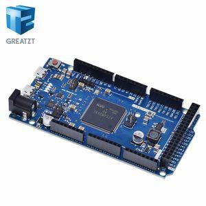 Image 4 - Official Compatible DUE R3 Board SAM3X8E 32 bit ARM Cortex M3 / Mega2560 R3 Duemilanove 2013 For Arduino Due Board  With Cable