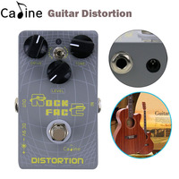 New Caline Guitar Distortion Effect Pedal Ture Bypass Rock Face Pedal Guitar Parts & Accessories