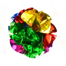 Middle Size Appearing Ball Flower Magic Spring Flower Bouquet Magic Tricks Props Close Up Street Magic