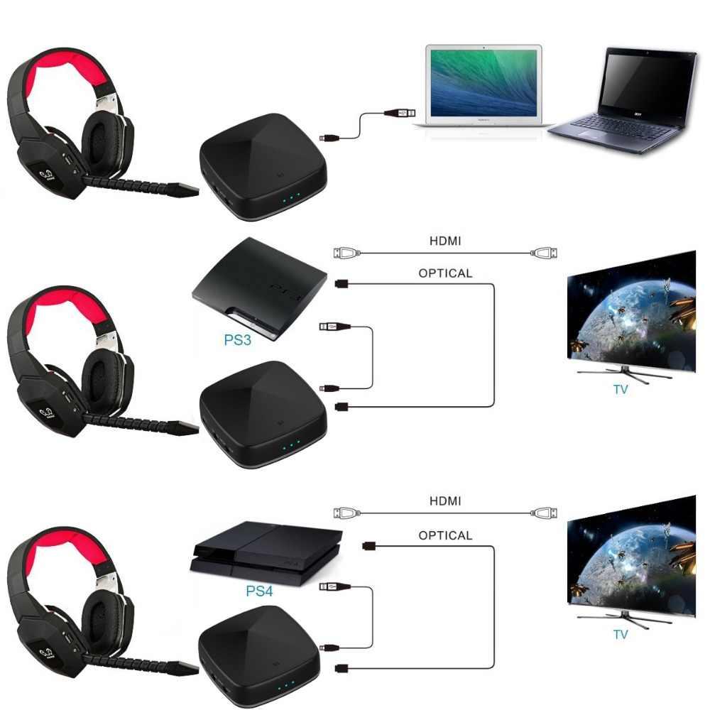 HAAYOT 5 0 Bluetooth Adapter Aptx HD Transmitter Audio Receiver Optical  Toslink/AUX/SPDIF for TV Headphones Soundbar Home System