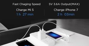 Image 4 - Originele Xiaomi USB Charger 2 Port Quick Charge QC3.0 18 20 W Reislader