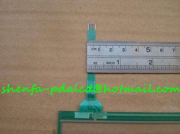 8.5 pouces 4 fils tactile QST-085WA075H industrielle application contrôle équipement écran tactile numériseur panneau verre livraison gratuite