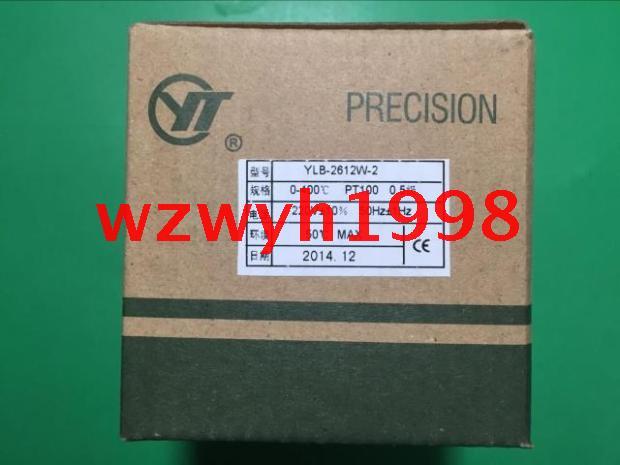 ФОТО Genuine Yatai YLB-2612W-2 temperature controller YLB-2000 intelligent temperature control YLB2000 oven temperature control