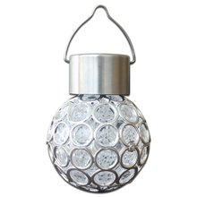 Solar Hanging Lamp For Outdoor Waterproof Led Small Hanging Lamp Control Hollow Lawn Garden Yard Lamp Energy цена