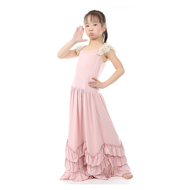 311aa02a13f9 Retail One Piece Girls Clothes 2016 Baby Girl Dress Boutique ...