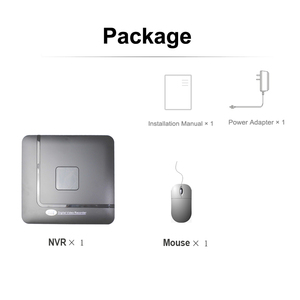 Image 5 - Mini NVR 4CH 8CH H265+ ONVIF 2.0 Recorder 4 Channel 8 Channel for IP Camera NVR System Surveillance Security HD CCTV NVR