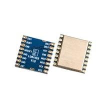 LoRa1280 Módulo LoRa 2,4G de largo alcance, transceptor inalámbrico de RF, chip SX1280, 2,4 GHz, 2 unids/lote