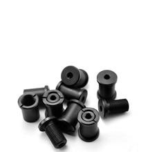 Tool rivets Stainless steel lock screw holder Screwdriver DIY tool patch 2PCS