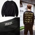 The Life Of Pablo Kanye West Hoodie Men Hip Hop Pull Paris Opening Yeezys Jackets I feel Like Paul Sweatshirts Yeezus Tour