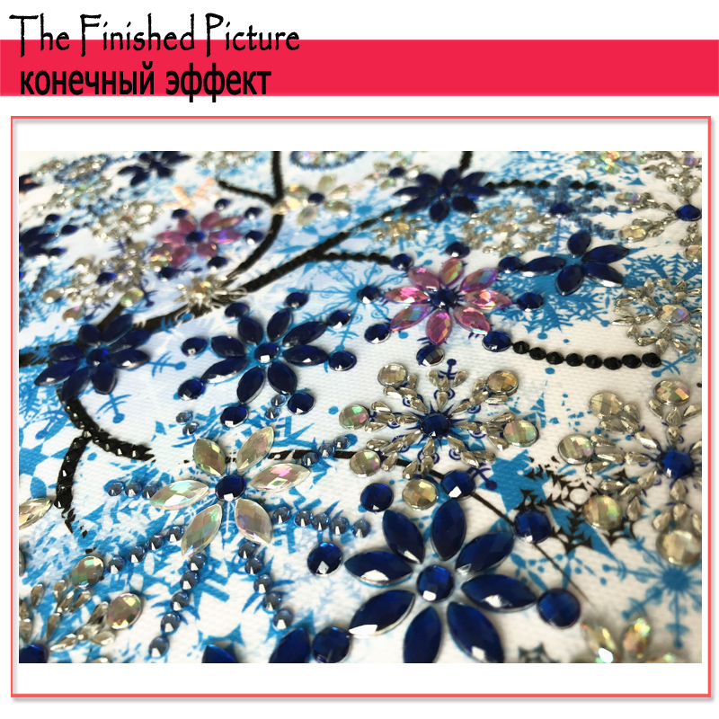 RUBOS DIY 5D Diamond Embroidery Colorful Tree Butterfly Bead Diamond Painting Cross Stitch Pearl Crystal Sale Hobby Gift Decor (32)