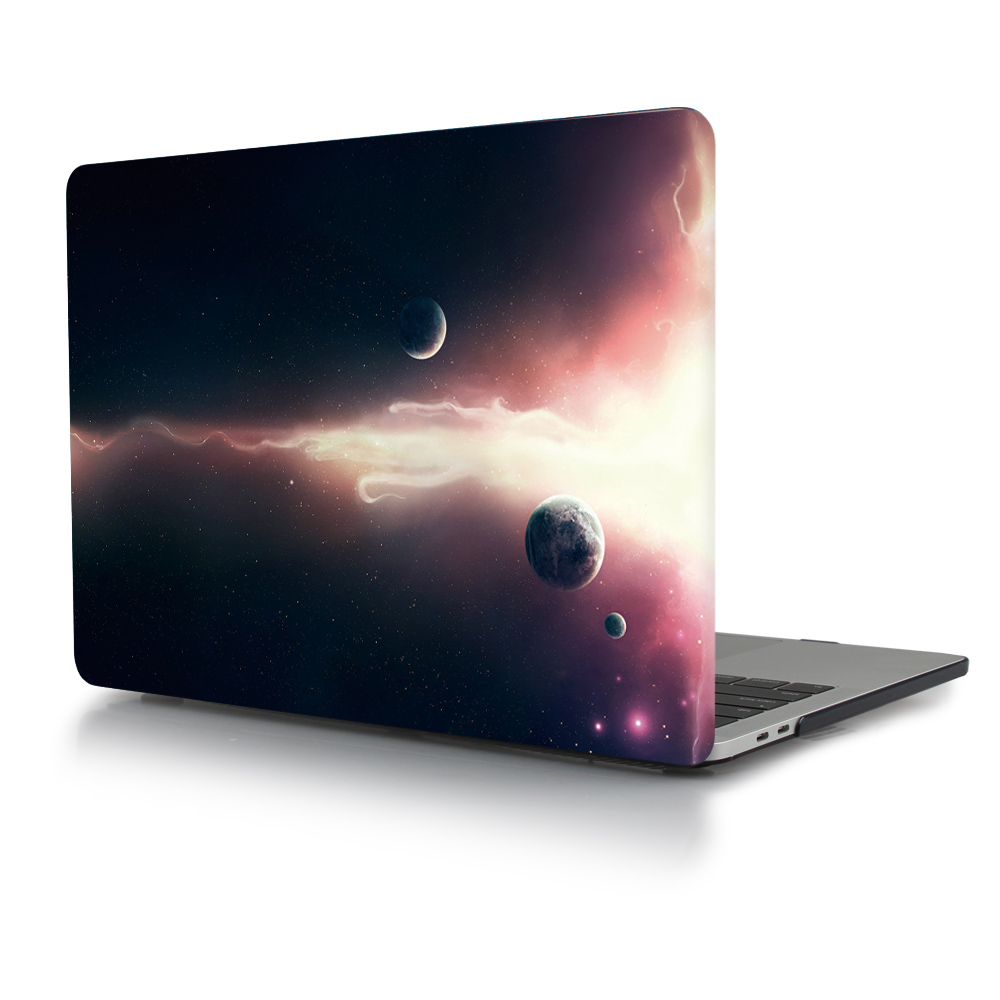 Print Crystal Clear Hard Case for MacBook 86
