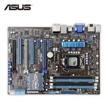 Asus P8Z77-V LK Original Gebrauchte Desktop-Motherboard Z77 Sockel LGA 1155 i3 i5 i7 DDR3 32G SATA3 USB3.0 ATX