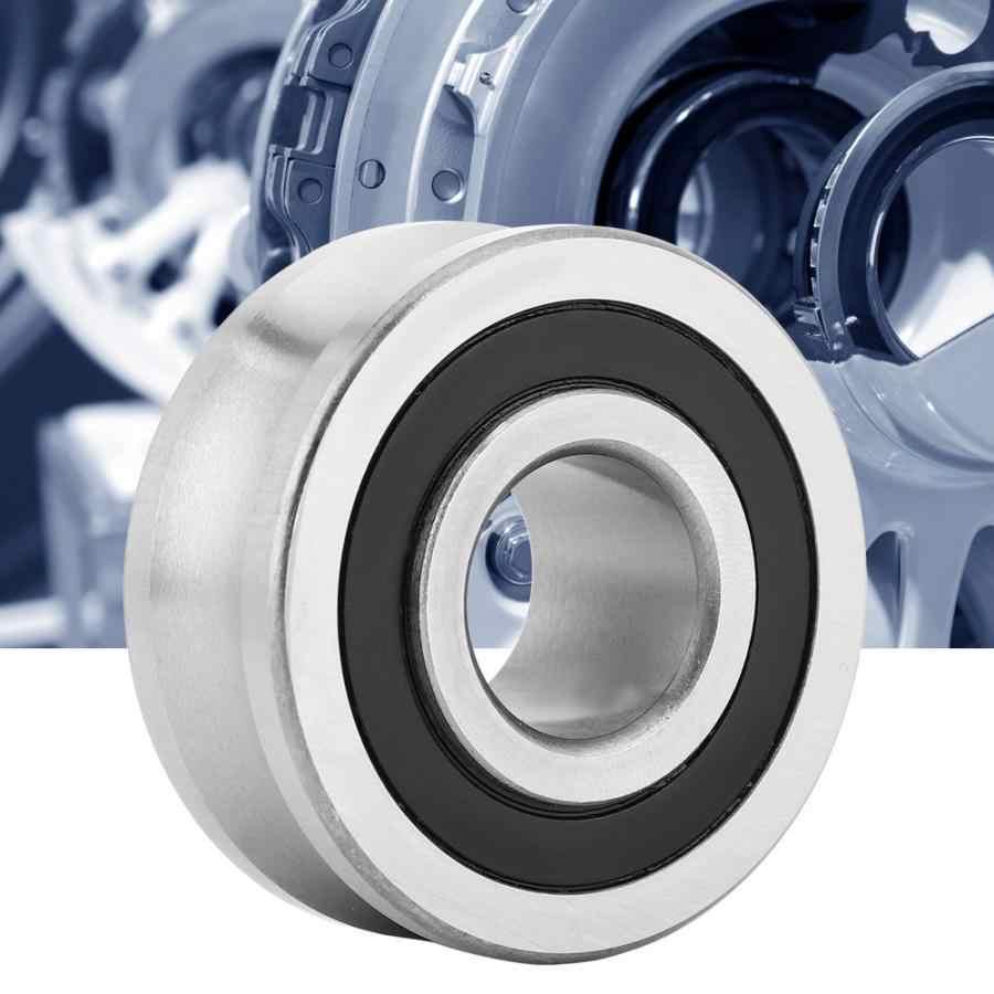 1 個の高品質鋼 U タイプ溝トラックガイドローラーベアリングプーリー 8*24*11 ミリメートル鋼ローラーベアリング