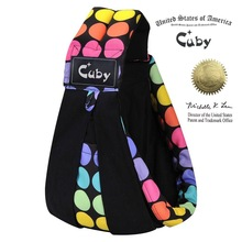 Cuby Baby Carrier Sling Brap Cotton Hands-free Baby Sling For Newborns And Breastfeeding