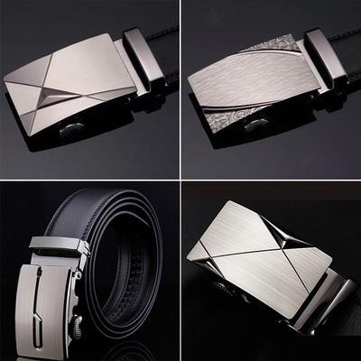 British Style Automatic Metal Belt 1