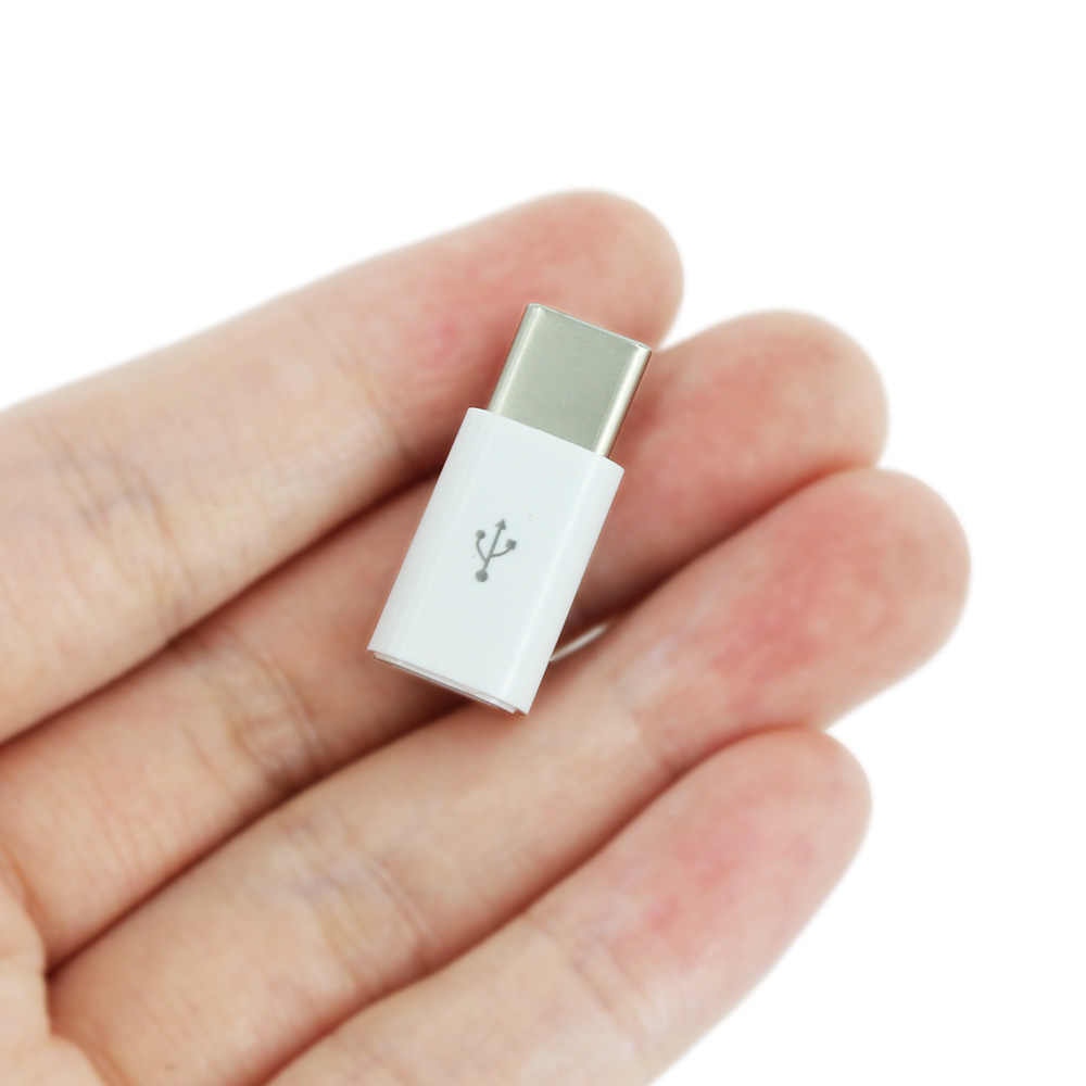 OULLX MI CRO USB หญิงประเภท C ชายอะแดปเตอร์สำหรับ Xiao Mi Mi 9 สีแดง Mi หมายเหตุ 7 Huawei p30 Pro OnePlus 6 Samsung S8 PLUS S9 หมายเหตุ 9