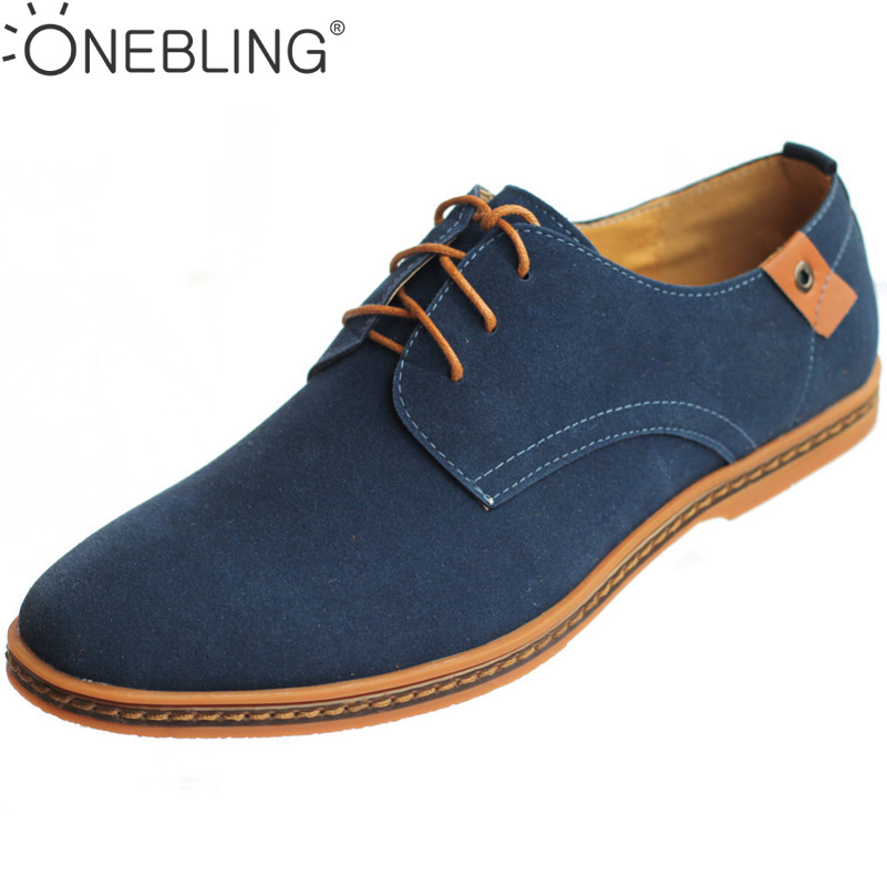 Hot Sale Men Shoes 2016 Spring Autumn Winter Warm Suede Leather Casual Shoes Mens Oxfords Outdoor