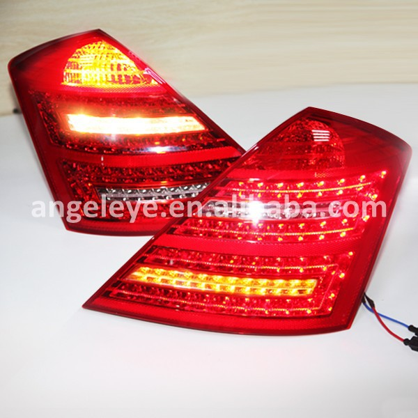 For Mercedes-Benz W221 S300 S350 S450 S500 S600 Tail Lamp 2006-2009 year Red White Type LFFor Mercedes-Benz W221 S300 S350 S450 S500 S600 Tail Lamp 2006-2009 year Red White Type LF