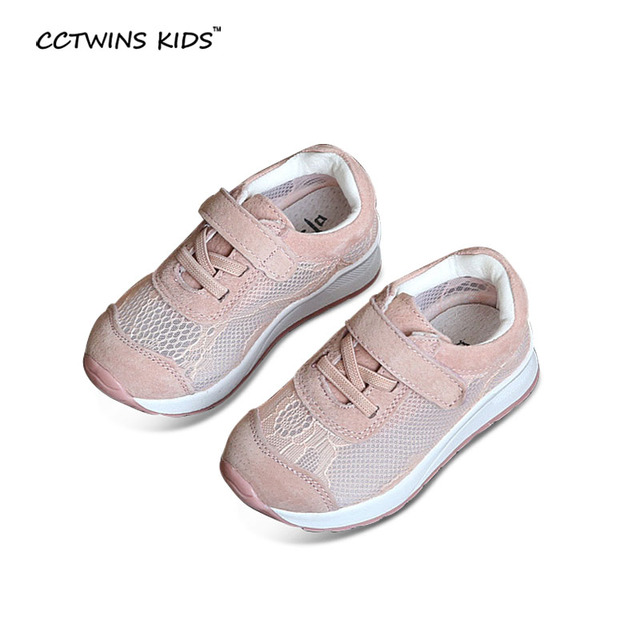 CCTWINS KIDS spring autumn baby girl fashion lace children brand sport sneaker for toddler brand genuine leather shoe green