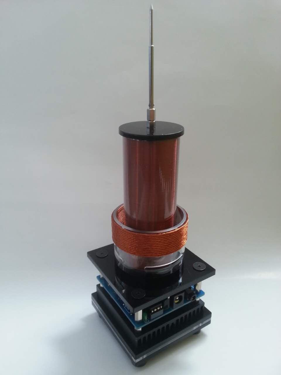 Musique Tesla bobine musique Tesla bobine Plasma haut-parleur - 2