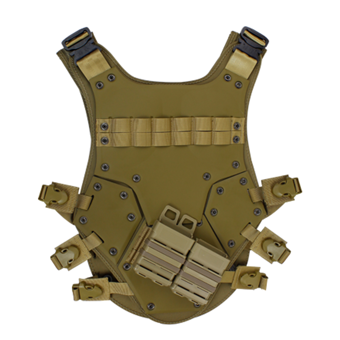 NFSTRIKE New Nest Force TF3 Kong Kim Tactica parts for Airsoft for Nerf Game Cosplay Outdoor