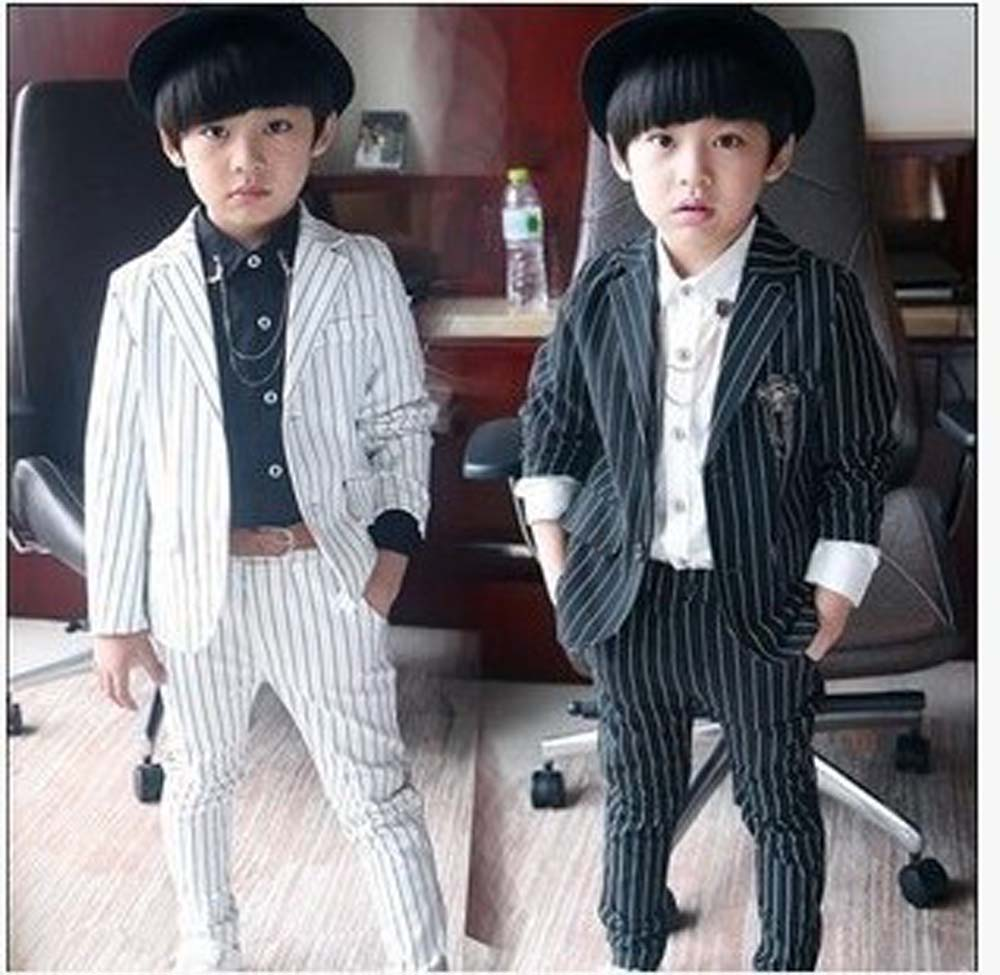 Boys Suits for Weddings Summer Children Blazers Menino Cotton 3-12y Kids Party Clothing Suit Fashion Blazers for Boys EB048 2016 new arrival fashion baby boys kids blazers boy suit for weddings prom formal wine red white dress wedding boy suits