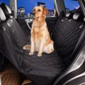 Car Pet Seat Covers Waterproof Back Bench Seat Car Interior Travel Accessories Car Seat Covers Mat for Pets Dogs