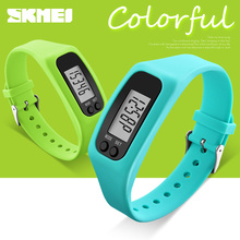 Women Sports Watches SKMEI Men Digital Wristwatches Pedometer Calorie Watch Boy Fashion Silicone Strap Clock Relogio Masculino