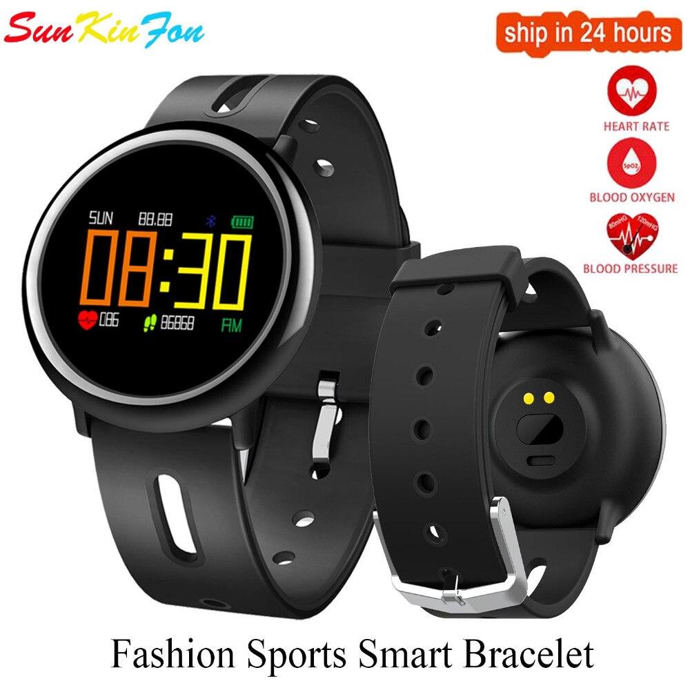 For Sony Xperia XZ Z5 Z3+ Z3 Z2 Z1 X1 Sport Smart Bracelet Band Heart Rate Blood Pressure Oxygen Fitness Tracker Smart WristbandFor Sony Xperia XZ Z5 Z3+ Z3 Z2 Z1 X1 Sport Smart Bracelet Band Heart Rate Blood Pressure Oxygen Fitness Tracker Smart Wristband
