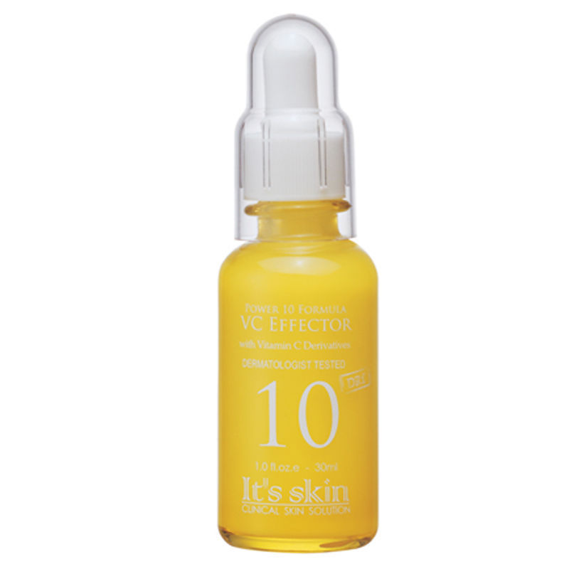IT'S SKIN Power 10 Formula VC Effector [ Vitamin C ] 30ml Face Cream Serum Skin Care Anti Wrinkle Firming Whitening Moisturizing