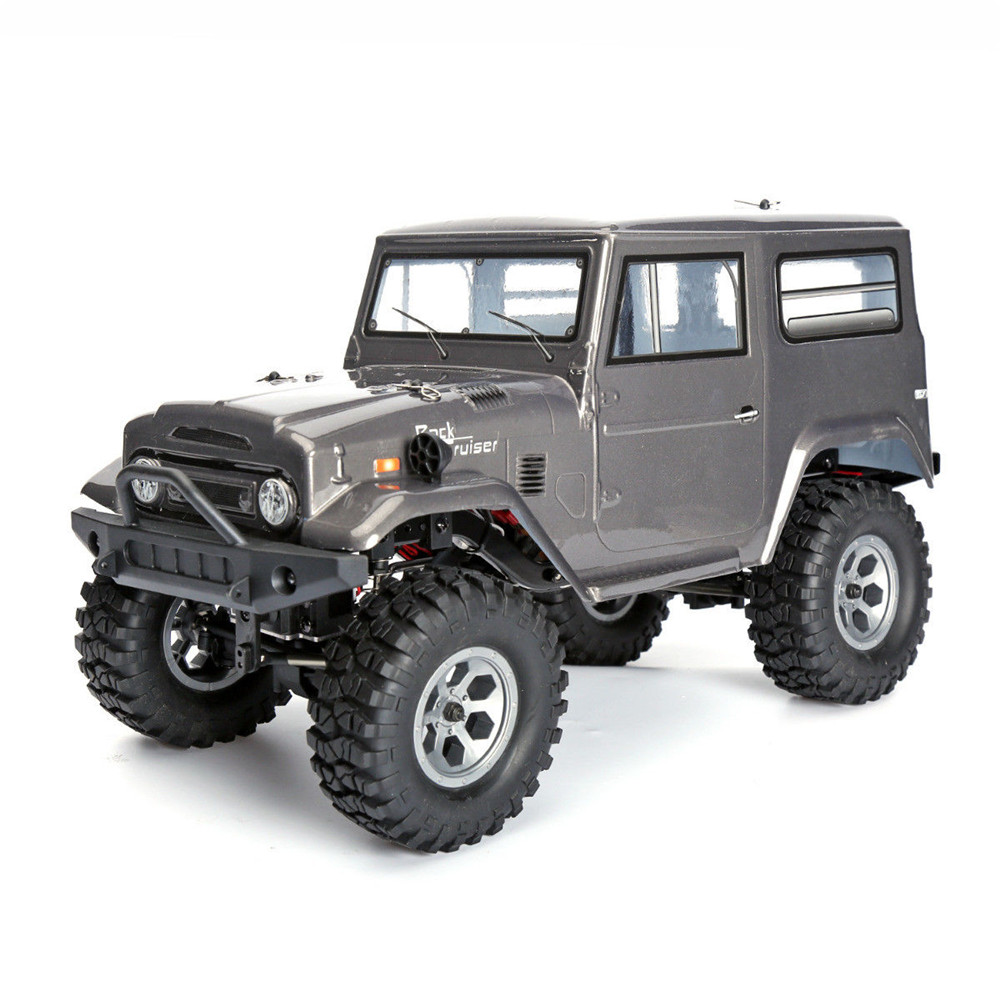 HSP 136100 Racing Cruiser 1/10 Scale Electric 4WD Off Road Rock Crawler Brushed Motor High Speed Hobby RC Car hsp rc car spare parts bodyshell accessories for hsp 1 8 scale 4wd off road truggy car no 94085gt