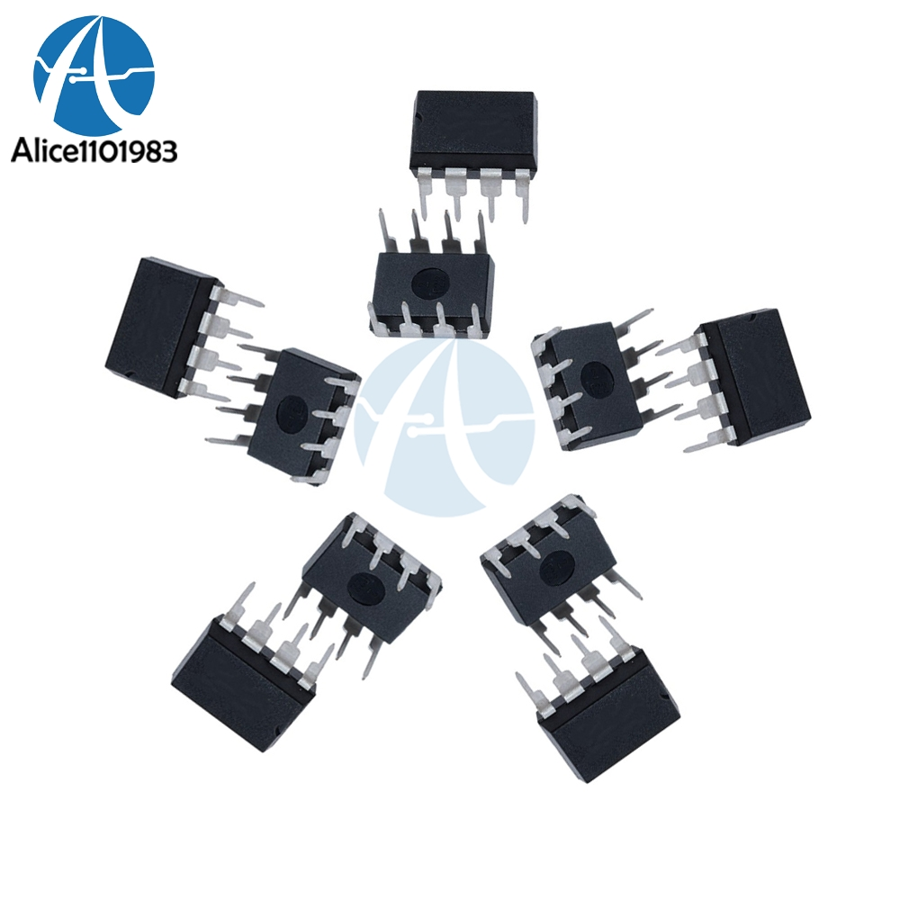 Buy Dip 8 Ic Chip And Get Free Shipping On Ne555 Ne555p 555 Timers New High Quality Integrated Circuit