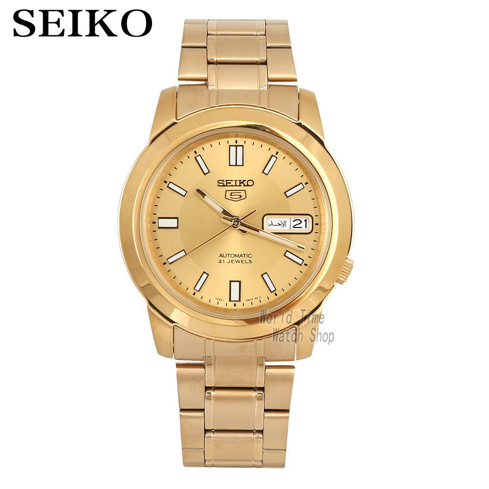 [ pre sale november 11 delivery ] seiko watch seiko 5 automatic sports st aviator 24 jewels men s watch made in japan srp349j1 SEIKO Watch Automatic mechanical double calendar fashion business men watch SNKK20K1 SNKK22K1 SNKK07K1 SNKK09K1 SNKK17K1