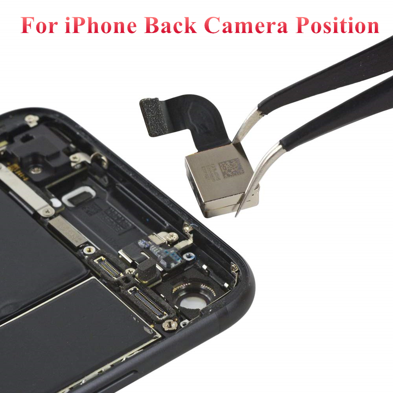 Image 2 - Original New For iPhone X XS MAX XR Back Camera Module Flex Cable For iPhone XSMAX Back Camera Replacement Part 100% Tested OK-in Mobile Phone Flex Cables from Cellphones & Telecommunications