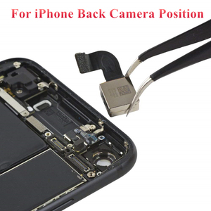 Image 2 - Original New For iPhone X XS MAX XR Back Camera Module Flex Cable For iPhone XSMAX Back Camera Replacement Part 100% Tested OK