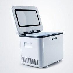 Portebla Vaccin Cooler laboratorium kliniczne leki lodówka domu Portebla Insulino Vaccin Interferon Cooler case Drogo refer