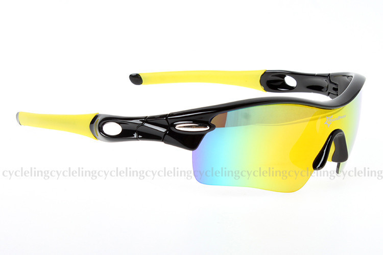 RockBros Polariserede 5 linser Cykelbriller med myopiramme Bike - Cykling - Foto 3