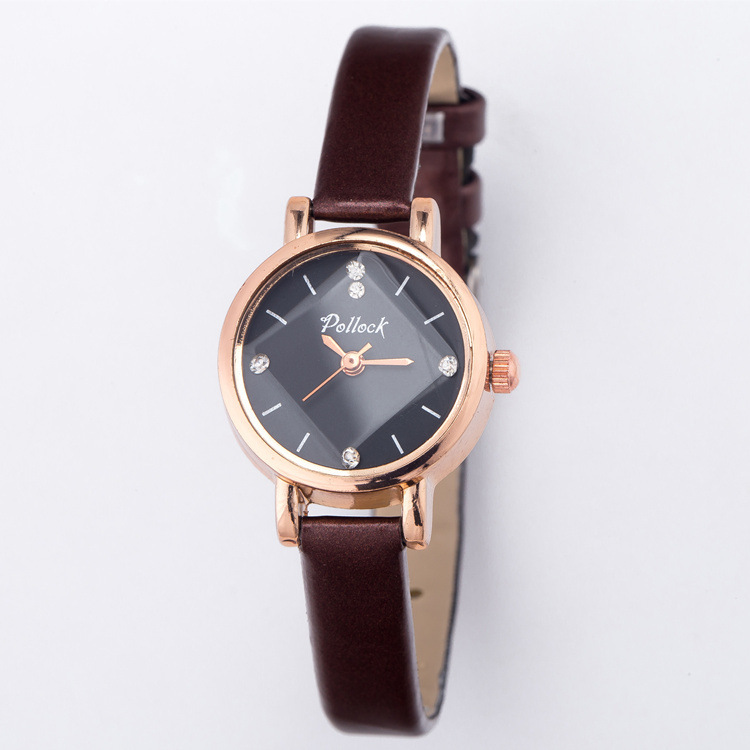 Luxury Small Dial Crystal Quartz Watch Women Watches Female Clock Wrist Watch Lady Montre Femme Relogio Feminino OP001