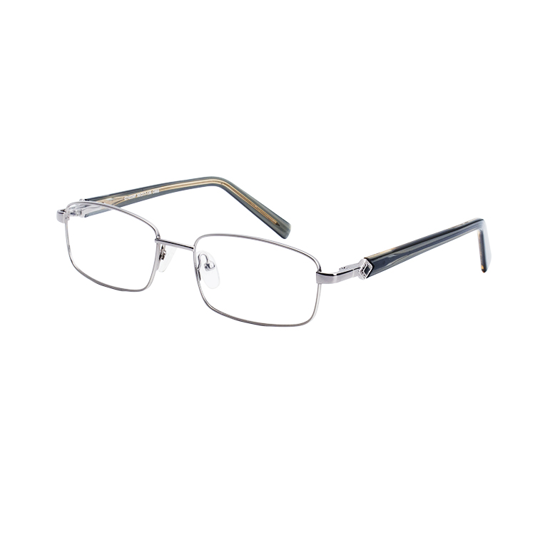 Discount High End Quality Metal Women Optical Frame Rectangle Lenses Acetate Temple Glasses Frames for Lady CT4224F in Men 39 s Eyewear Frames from Apparel Accessories