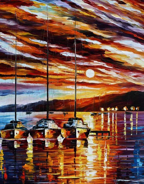 Wallpaper About Sunset Canvas Abstract Art Painting For Living Room Bedroom  Decor Paintings For Living Room