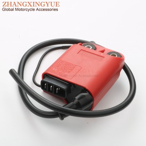 Image 3 - CDI/הצתה סליל עבור וספה ET2 LX LXV Primavera S ספרינט 50cc AC 2 פעימות