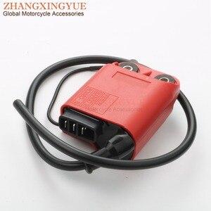 Image 3 - CDI/cewka zapłonowa dla Vespa ET2 LX LXV Primavera S Sprint 50cc AC 2 skok