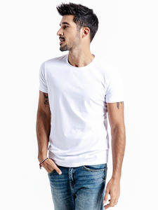 SIMWOOD 2019 Summer t shirt Men Cotton tshirt Male Tees
