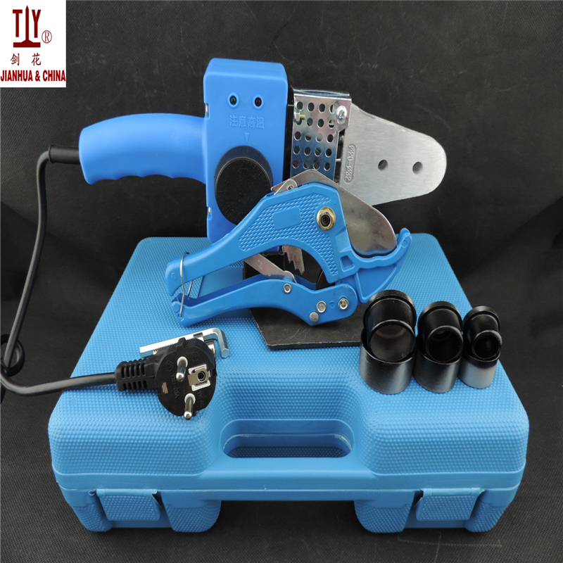 Ppr pipes welding machine 20 32mm to use plastic handle AC 220 110V 600W Plumbing tools