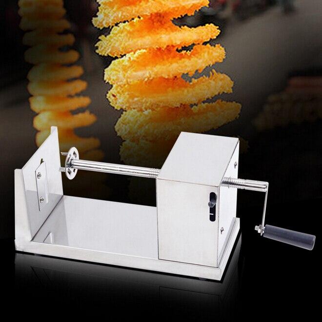 Tornado kartoffelschneider maschine spiral schneidemaschine chips maschine Küchenaccessoires Kochen Werkzeuge Chopper Kartoffelchips ss1034