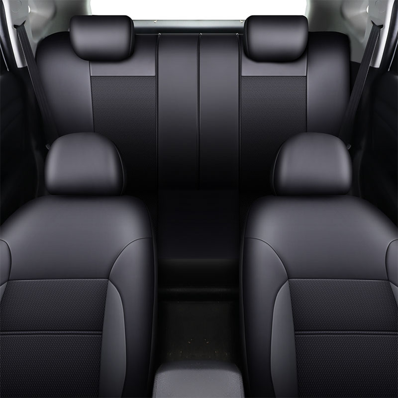 Housse de siège auto universel protecteur de siège accessoire pour ford KA + ranger streetka taurus TOURNEO courrier alfa romeo 156 GIULIETTA - 4